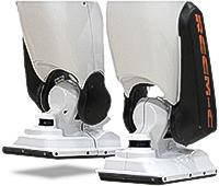 Pierna izquierda del REEM-C de PAL Robotics