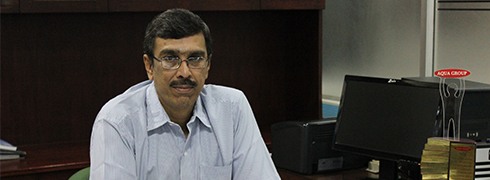 Mr K Senthil Kumar, General Manager, Aquasub Engineering