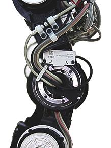 Pierna derecha del REEM-C de PAL Robotics