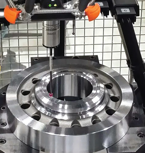 Second Daimler gear on Equator at Tremec