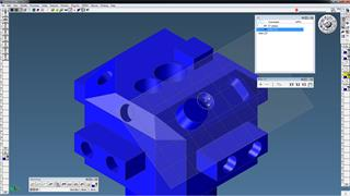 Create and align co-ordinate systems: GibbsCAM plug-in