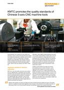 Case study: KMTC promotes the quality standards of Chinese 5-axis CNC machine tools