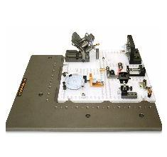 Renishaw fixtures QLC frame with set up