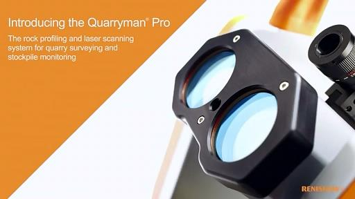 Introducing the Quarryman Pro rock profiling and laser scanning system